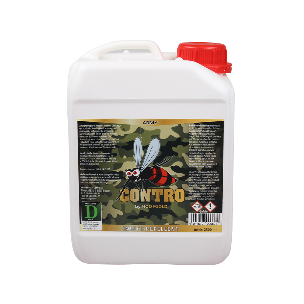 HOOFGOLD CONTRO Deo Fly free 2500 ml